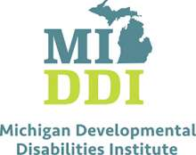 Michigan Developmental Disabilities Institute Logo